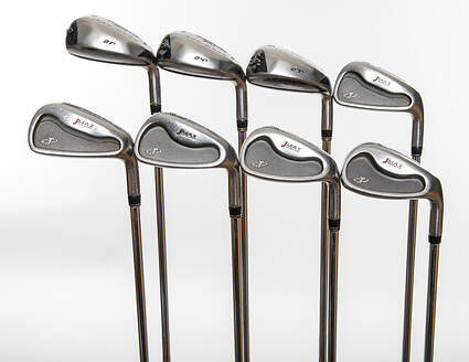 Tour Edge Bazooka Jmax Ironwood Iron Set 3-PW Stock Steel Shaft Steel Stiff Right Handed 38.0in