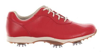 New Womens Golf Shoe Footjoy emBody Medium 8 Red MSRP $130 96101