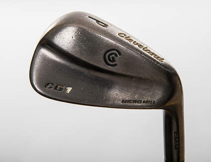 Cleveland CG1 Black Pearl Single Iron Pitching Wedge PW True Temper Dynamic Gold Sensicore X100 Steel X-Stiff Right Handed 35.75in