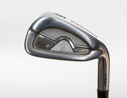 Cleveland CG4 Tour Single Iron 6 Iron True Temper Dynamic Gold X100 Steel X-Stiff Right Handed 37.5in
