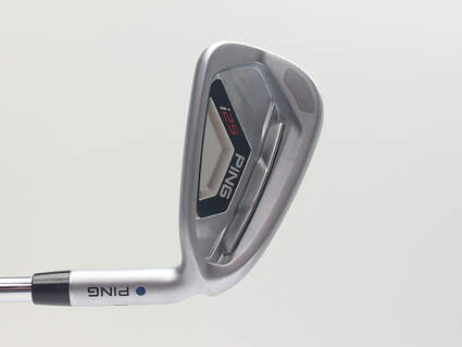 Ping I25 Single Iron 7 Iron Ping CFS Steel Stiff Right Handed Blue Dot 37.0in
