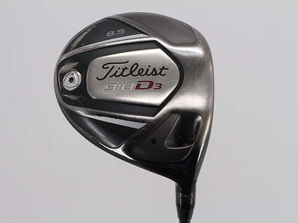 Titleist 910 D3 Driver 8.5° Project X Tour Issue X-7C3 Graphite Stiff Right Handed 45.25in