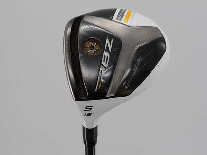 TaylorMade RocketBallz Stage 2 Fairway Wood 5W 19° TM Matrix RocketFuel 60 Graphite Stiff LH 43.0in