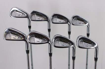 TaylorMade Rac LT Iron Set 3-PW True Temper Dynamic Gold S300 Steel Stiff Right Handed 39.0in