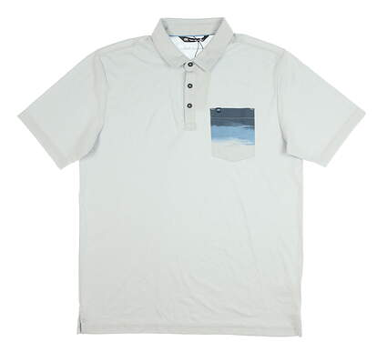 New Mens Travis Mathew Golf Polo MSRP $75