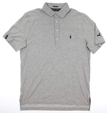 New W/ Logo Mens Ralph Lauren Golf Polo X-Large XL MSRP $100