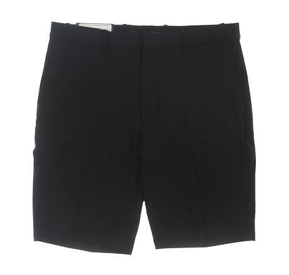 New Mens Bobby Jones Golf Shorts 36 Black MSRP $85