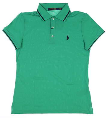 New Mens Ralph Lauren Tailored Fit Polo Small S Green MSRP $89