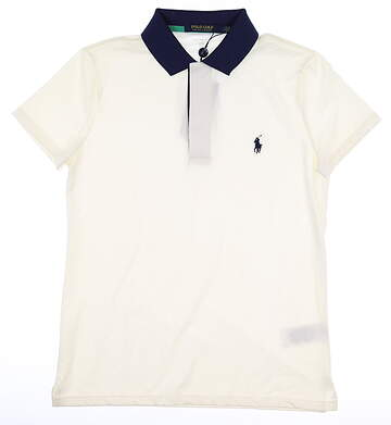New Womens Ralph Lauren Polo Small S White MSRP $89
