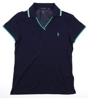 New Womens Ralph Lauren Golf Polo Small S MSRP $89