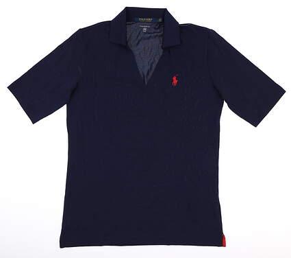 New Womens Ralph Lauren Polo Small Blue MSRP $98