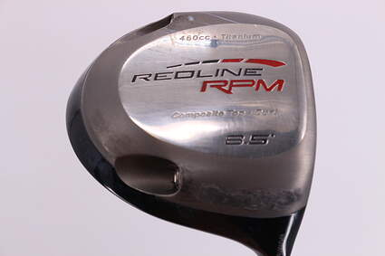 Adams Redline RPM 460D Driver 8.5° Adams Grafalloy ProLaunch Blue Graphite Stiff Right Handed 46.0in