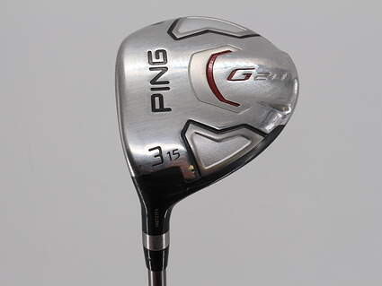 Ping G20 Fairway Wood 3 Wood 3W 15° Ping TFC 169F Graphite Senior Left Handed 42.75in