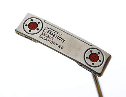 Titleist Scotty Cameron 2016 Select Newport 2.5 Putter Steel Right Handed 34.0in