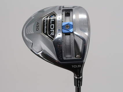TaylorMade SLDR 430 Driver 10.5° TM Fujikura Speeder 65 Graphite Stiff Right Handed 45.5in