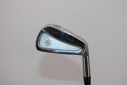Ben Hogan Apex Plus Single Iron 6 Iron Stock Graphite Shaft Graphite Regular Right Handed 37.5in