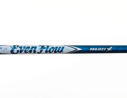 Used W/ Adapter Project X EvenFlow Blue Handcrafted Hybrid Shaft Regular 39.5in