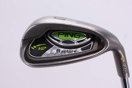 Ping Rapture V2 Wedge Gap GW 3 Deg Bounce True Temper Dynamic Gold S300 Steel Stiff Right Handed Yellow Dot 36.0in