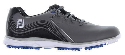 New Womens Golf Shoe Footjoy 2019 Pro SL Medium 6.5 Gray MSRP $150 98102