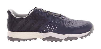 New Mens Golf Shoe Adidas Adipower Boost 3 Medium 9.5 Blue MSRP $120 F33582