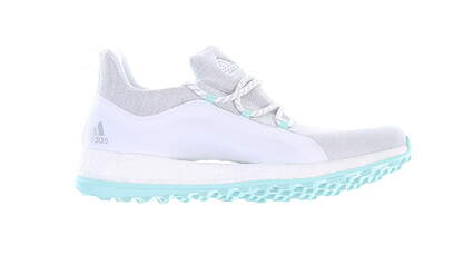 New Womens Golf Shoe Adidas Pureboost Golf Medium 6.5 White MSRP $130 BB8013