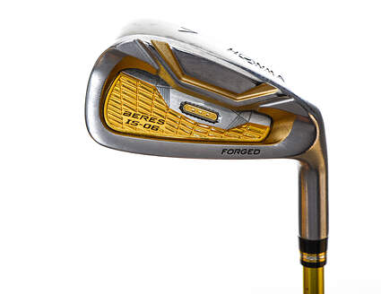Honma IS-06 Single Iron 7 Iron ARMRQ5 47 Graphite Regular Right Handed 37.25in