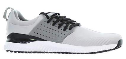 New Mens Golf Shoe Adidas Adicross Bounce Medium 9 Gray MSRP $120 F33568