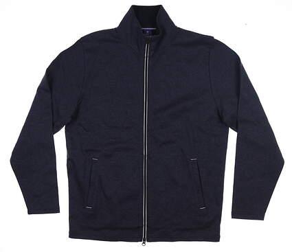 New Mens Footjoy 1857 Jacket Large L Navy Blue MSRP $300