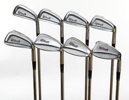 Wilson Staff Staff Progressive Iron Set 3-PW Steel Stiff Right Handed 37.75in