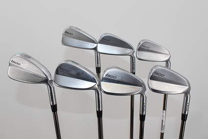 Ping i500 Iron Set 3-PW GW UST Recoil 780 ES SMACWRAP Graphite Regular Right Handed Black Dot 38.5in