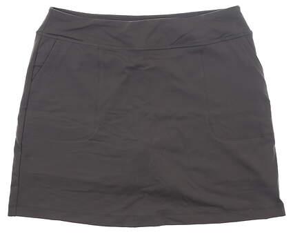 New Womens Footjoy Skort Large L Gray MSRP $85 23460