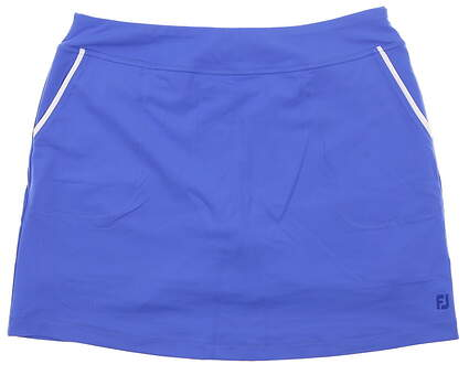 New Womens Footjoy Skort Small S Blue MSRP $85 23864