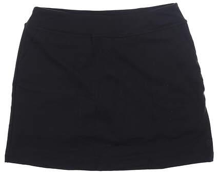 New Womens Footjoy Skort X-Large XL Black MSRP $85 23458