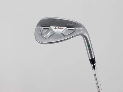 Ping Anser Forged Wedge Gap GW 52° Dynamic Gold Spinner Steel Wedge Flex Right Handed Green Dot 35.75in