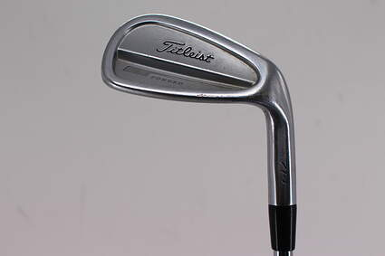 Titleist 714 CB Single Iron Pitching Wedge PW True Temper Dynamic Gold X100 Steel X-Stiff Right Handed 35.5in
