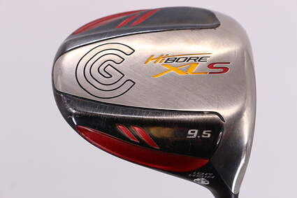 Cleveland Hibore XLS Driver 9.5° Cleveland Fujikura Fit-On Gold Graphite Stiff Right Handed 45.0in
