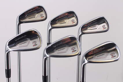 TaylorMade RSi TP Iron Set 5-PW FST KBS Tour C-Taper Lite 110 Graphite Stiff Left Handed 37.75in