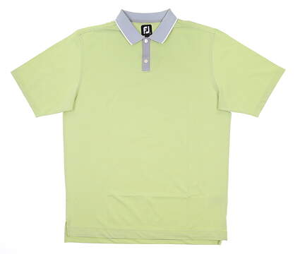 New Mens Footjoy Golf Polo Large L Multi MSRP $75