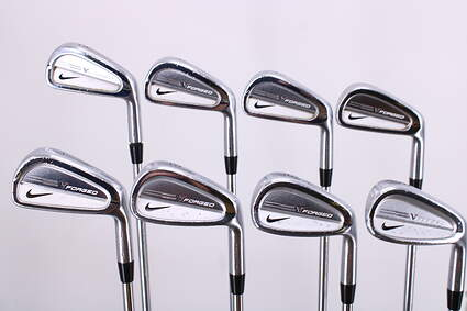 Nike VR Forged Pro Combo Iron Set 3-PW True Temper DG PRO S300 Steel Stiff Right Handed 37.75in