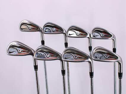Nike Victory Red Pro Cavity Iron Set 4-GW True Temper Dynalite 110 Steel Regular Right Handed 38.0in