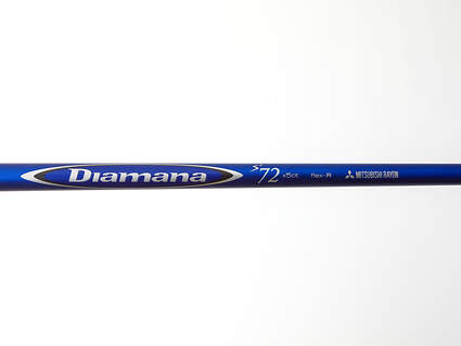 Used W/ Adapter Mitsubishi Rayon Diamana S+ 72 Fairway Shaft Regular 42.25in