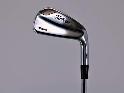 Titleist 716 T-MB Hybrid 5 Hybrid Dynamic Gold AMT S300 Steel Stiff Right Handed 38.0in