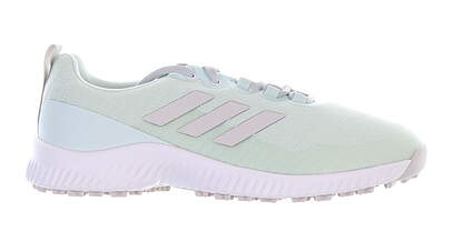 New Womens Golf Shoe Adidas Rsponse Bounce 2.0 Medium 9 White/Green MSRP $85 EF2512