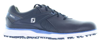 New Mens Golf Shoe Footjoy Pro SL Medium 9 Blue MSRP $160 53812