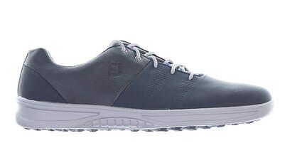 New Mens Golf Shoe Footjoy 2020 Contour Series Medium 11.5 Blue MSRP $130 54070