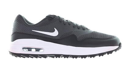 New Womens Golf Shoe Nike Air Max 1 G 9.5 Black MSRP $120 CI7736 001