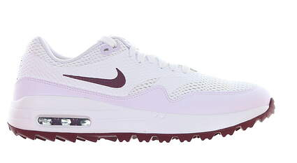 New Womens Golf Shoe Nike Air Max 1 G 8 Pink MSRP $120 CI7736 103