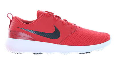 New Mens Golf Shoe Nike Roshe G 12 Red MSRP $80 CD6065 600