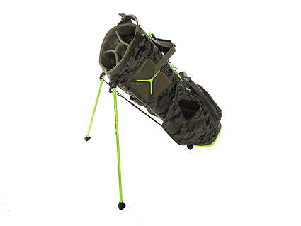 Brand New Sun Mountain 4.5 LS Sage/Camo/Dew Stand Bag Ships Today!