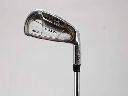 Mizuno MX 20 Single Iron 4 Iron True Temper Dynamic Gold R300 Steel Regular Right Handed 38.5in
